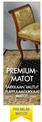Premium mattoja!